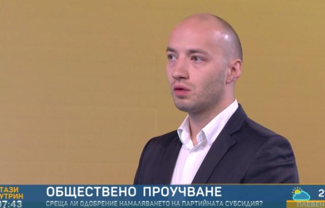 Димитър Ганев: Недоверието в политическия елит е хронично високо