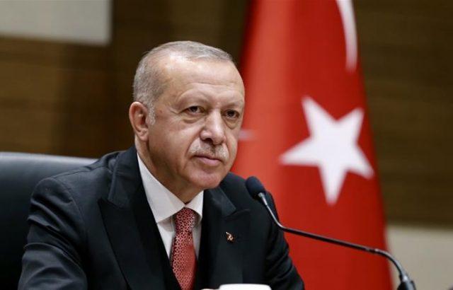Ердоган отлага посещението си в Сърбия