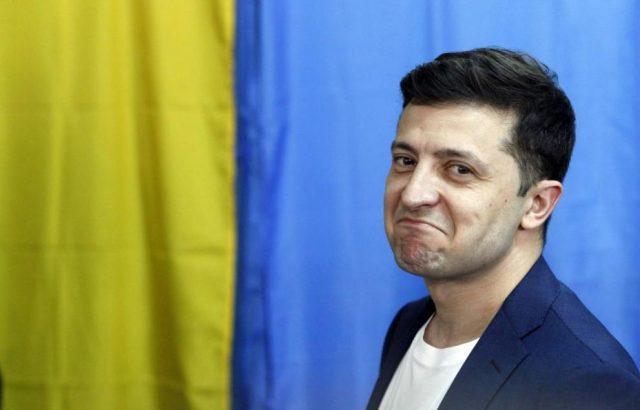 Партията на Зеленски печели парламентарните избори в Украйна