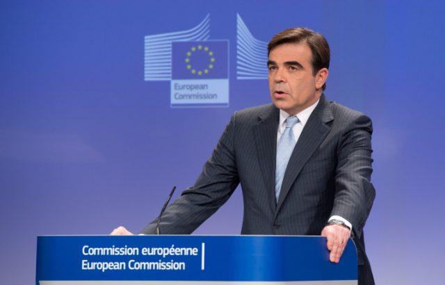 Гърция номинира досегашния говорител на Еврокомисията за свой комисар