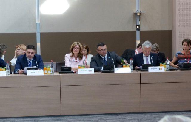 Министрите на външните и вътрешните работи участваха в среща за миграцията в Париж
