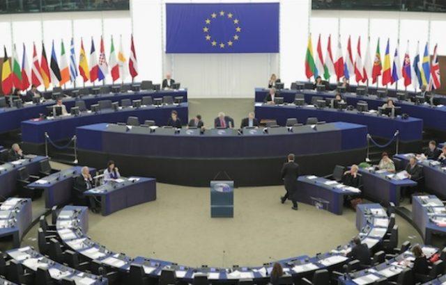 Европейският парламент прие резолюция срещу Русия