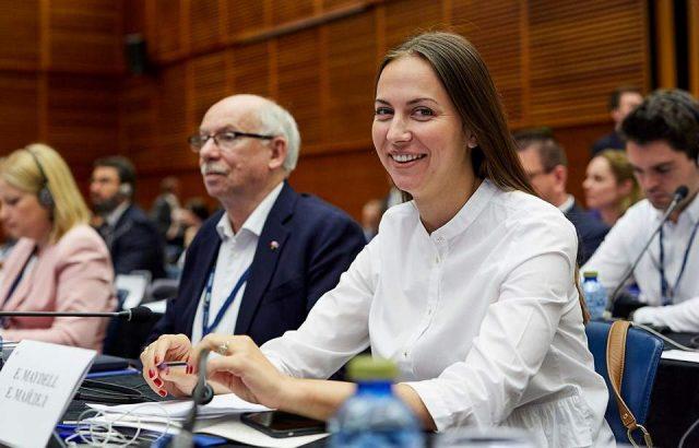 Майдел: Урсула фон дер Лайен успя да убеди всички ни, че има конкретен план за Европа