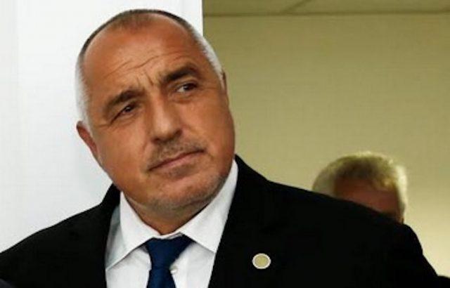 Бойко Борисов, пп герб, конгрес