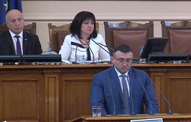 МВР шефът запозна депутатите с подробности около хакерската атака в НАП