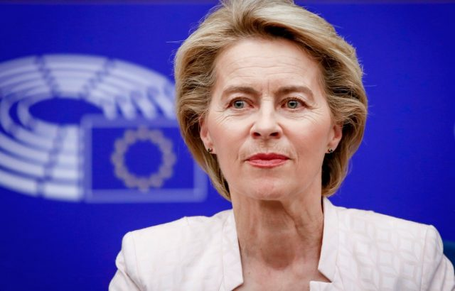 Днес гласуват кандидатурата на Урсула фон дер Лайен за председател на ЕК