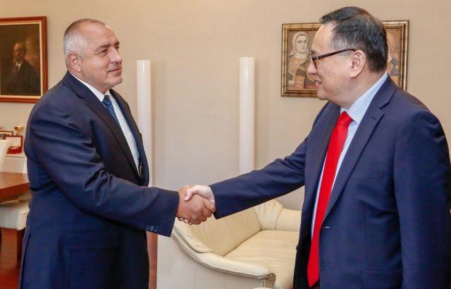 Премиерът се срещна с Управляващия и главен административен директор на Групата на Световната банка Шаолин Янг