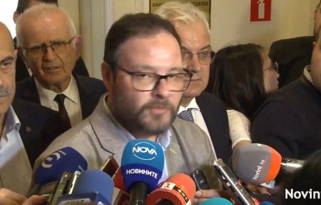 Атака: ГЕРБ, ВМРО и ДПС гласуваха България да бъде заробена