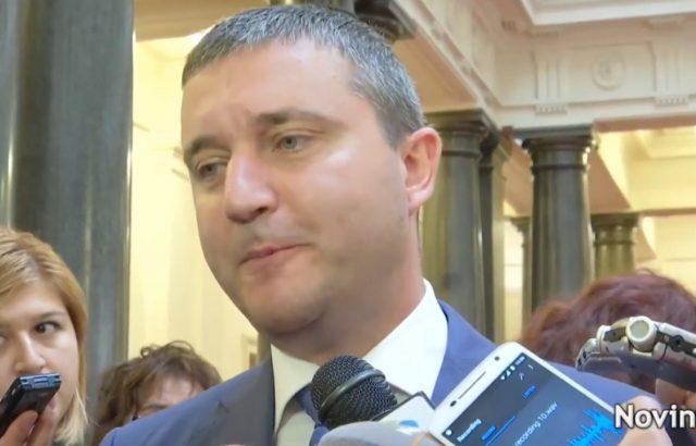 Горанов: Ще има разговор с изпълнителния директор на НАП