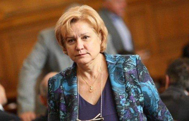 Менда Стоянова, ГЕРБ: Ще реагираме на президентското вето по традиционния начин