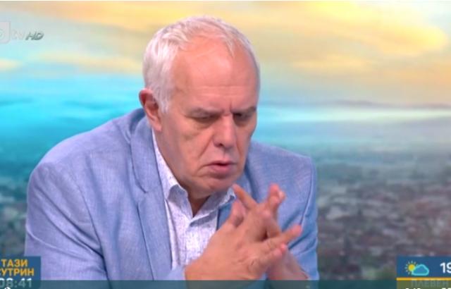 Андрей Райчев: Главната битка на местните избори ще е за София