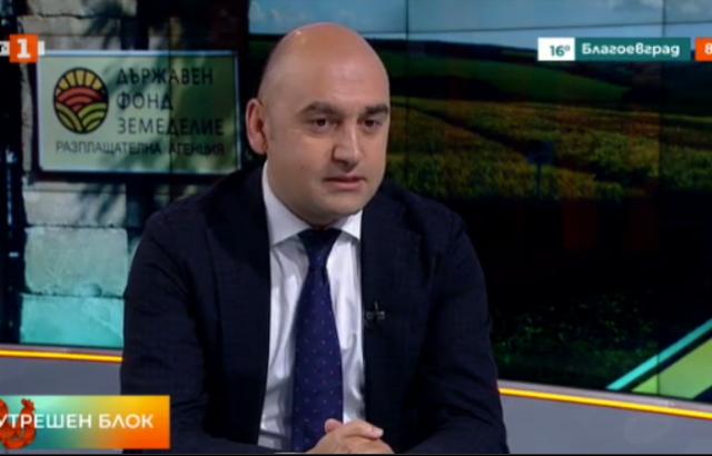 Васил Грудев: ДФЗ няма да толерира служители, които демонстрират начин на живот, несъвместим с нормалните стандарти
