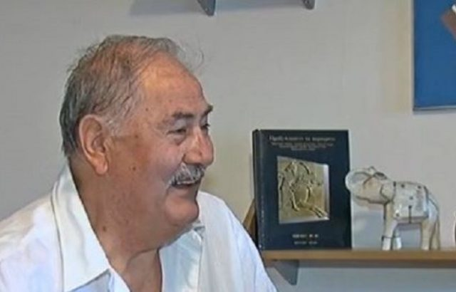 На 79 г. почина Жорж Ганчев