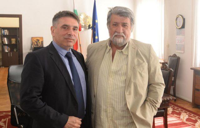 Данаил Кирилов и Вежди Рашидов с предложение за законови промени срещу трафика на културни ценности