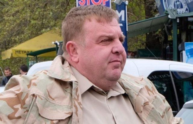 Каракачанов отново напомни нуждата от Концепцията си след случая в Сотиря