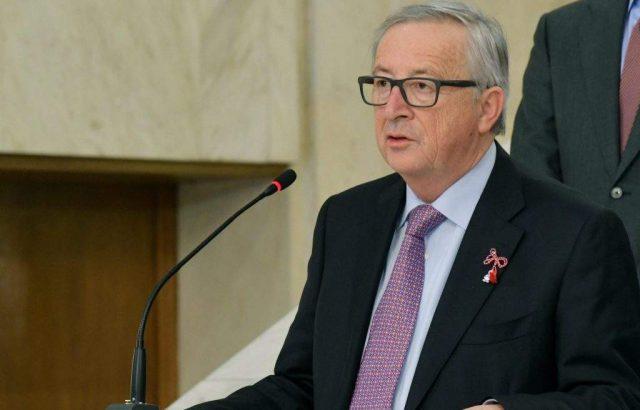 Юнкер няма да участва в срещата на върха на Г-7 във Франция