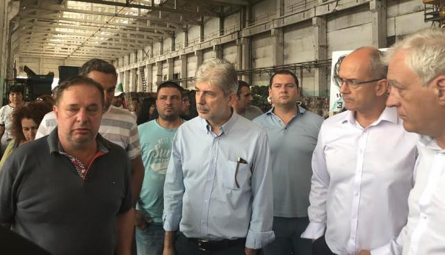 Нено Димов глобява завода за отпадъци край Шишманци