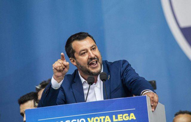 Салвини смята, че са нужни 50 млрд. евро за подкрепа на шоковите фискални стимули за Италия