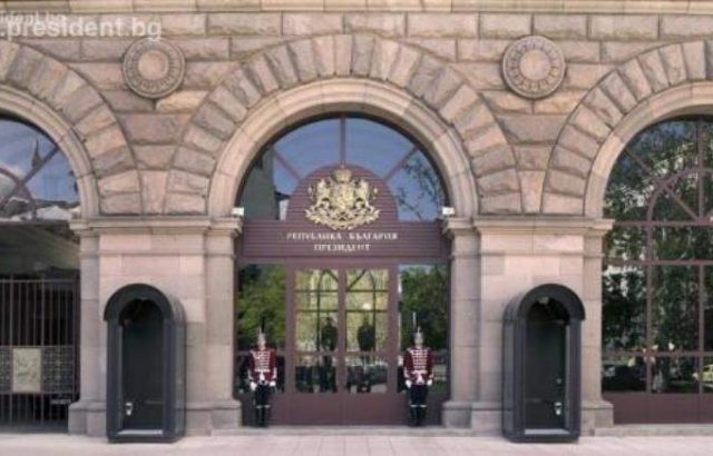 Държавният глава Румен Радев връчи пагони на военнослужещи, удостоени с висше офицерско звание