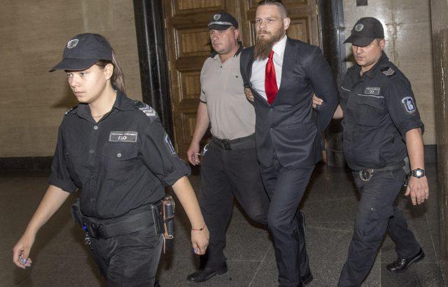Джок Полфрийман излезе от  Софийския затвор