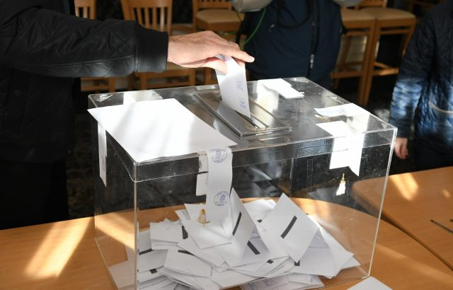Шумен разкрива 127 секционни избирателни секции