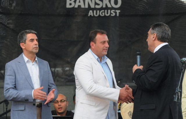 Кметът на Банско беше отстранен като председател на ГЕРБ в града