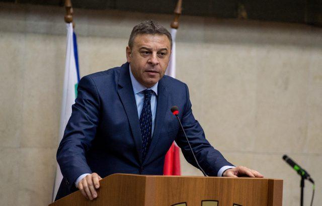 Атанас Камбитов от ГЕРБ се регистрира първи за местните избори в Благоевград