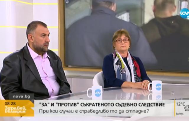 Димитър Марковски: Съдът взема решение за предсрочно освобождаване на база доклад от администрацията на затвора
