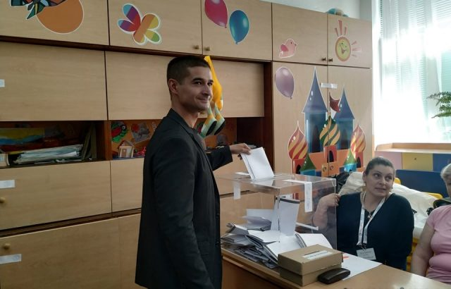 33-годишният председател на групата на ГЕРБ води общинската листа в Стара Загора