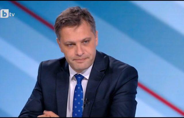Александър Сиди: Не се съмнявам в качествата на Калин Калпакчиев, спазването на буквата на закона води до усещане за несправедливост