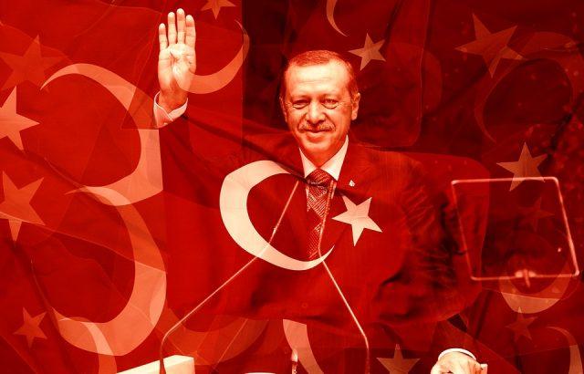 Ердоган готов да прави военни в Северна Сирия
