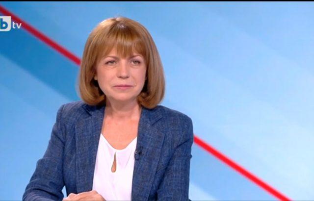 Фандъкова води листата на ГЕРБ, шефът на СДС-София седми, в листата е бившият съпруг на Мариана Векилска
