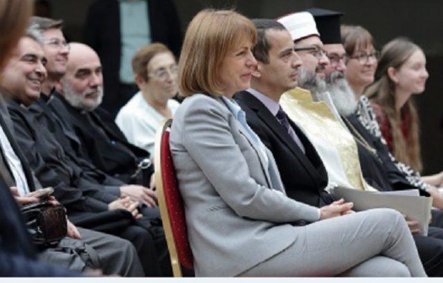 Четвъртият празник на религиите се проведе в столичното ЛАРГО