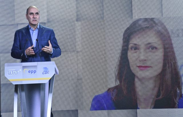 """Шефката на центъра на Цветан Цветанов: Целта ни е да засилим сътрудничеството в сектор """"Сигурност"""""""