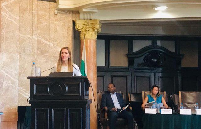 Ангелкова: Туризмът е секторна политика