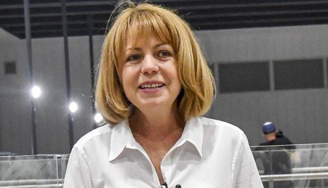 Фандъкова проверява обновената клиника в Първа градска болница