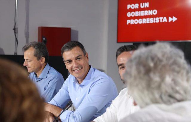 Испания в последни опити за формиране на правителство