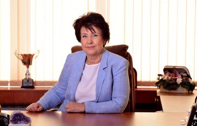 Вяра Церовска с отчет за работата си