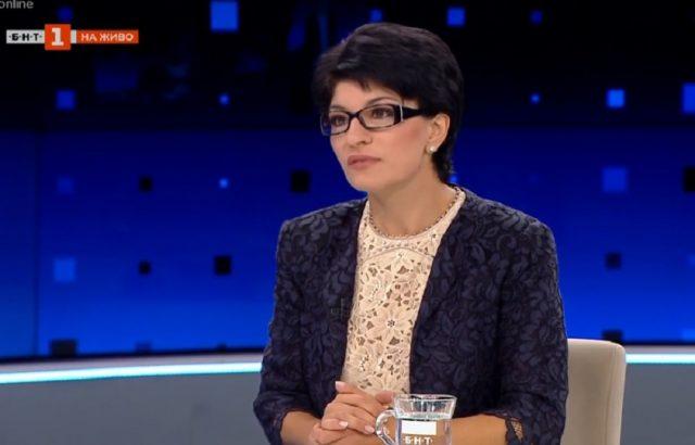Атанасова: Забравихме пристрастията в името на справедливостта
