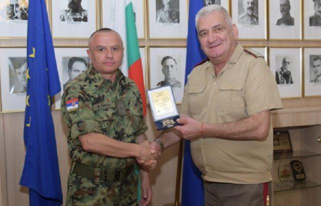 България и Сърбия обсъдиха сигурността на региона