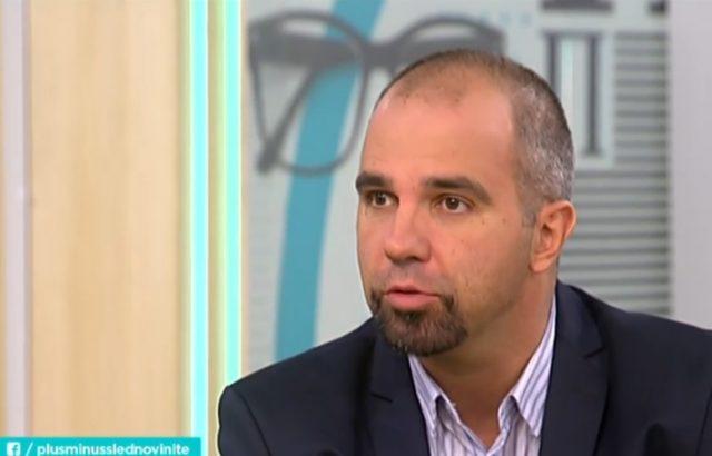 Първан Симеонов: Залогът за изборите навсякъде е много голям