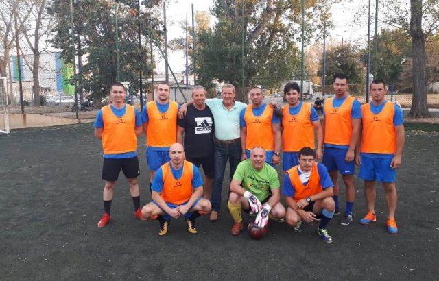 Кандидатът за кмет на Пазарджик от ГЕРБ: Винаги ще подкрепям спорта в общината