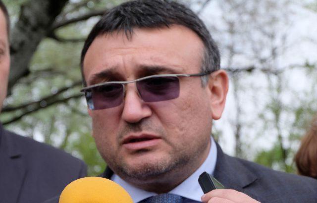 Младен Маринов също отказа да коментира решението на съда за Полфрийман