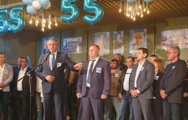 Карадайъ: На тези избори трябва да дадем мощен знак към София, Брюксел и света!