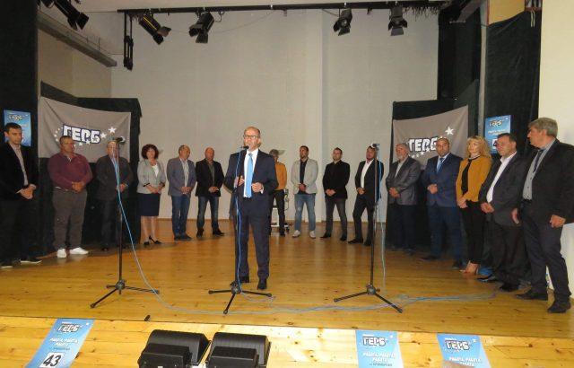 Димитър Германов: Промяната в Приморско ще продължи с реализиране на пристанището
