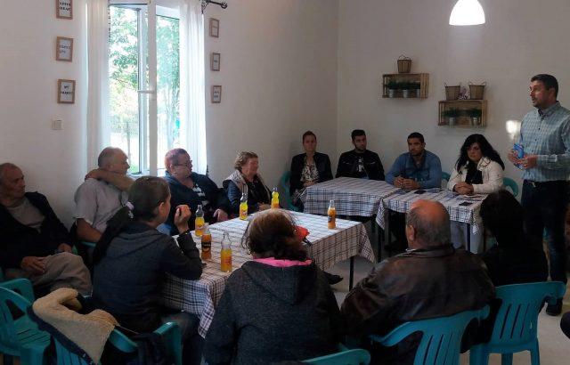 Кандидатът на ГЕРБ за Царево проведе срещи с жители на няколко села