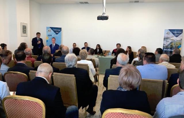 Предприемачи ГЕРБ в Бургас: Създаване на нови бизнес зони с фокус върху инвеститорите