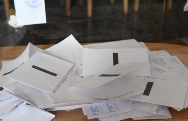 20 служители на косовската ЦИК получили алегрия от бюлетини