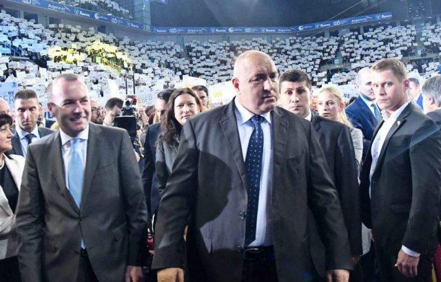 Манфред Вебер за доклада на ЕК: Добра работа на Бойко Борисов