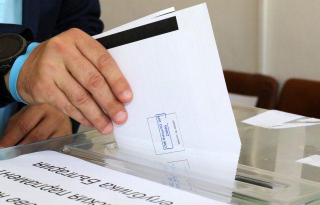 """Отдел """"Български документи за самоличност"""" с допълнителна организация на работа заради изборите"""
